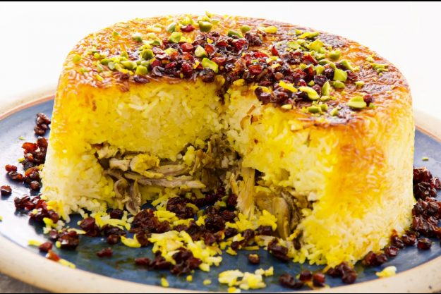 Persischer Kochkurs Frankfurt – persischer Kuchen