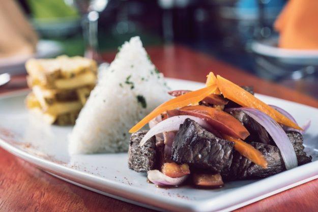 Peru-Kochkurs Wuppertal – Lomo Saltado