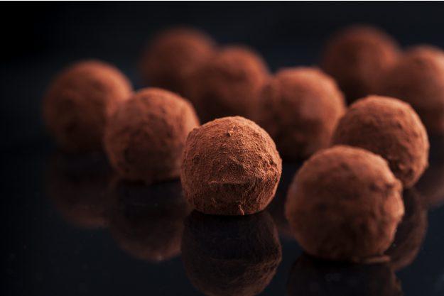 Pralinenkurs Dresden – Schokoladen-Trüffel