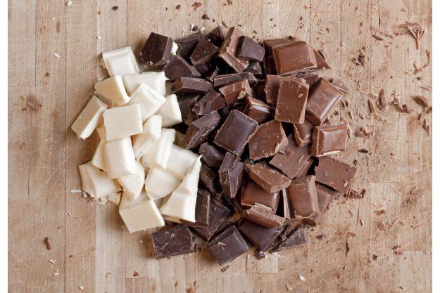 Pralinenkurs Dresden – Schokoladensorten