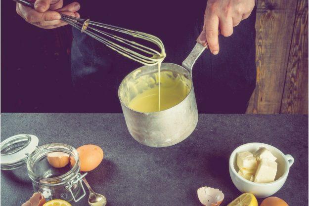 Saucen-Kochkurs München – Eier, rühren, Rührbesen