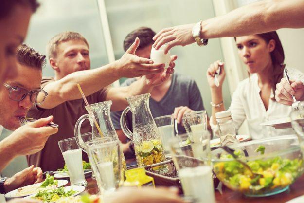 Saucen-Kochkurs München – gemeinsam essen Gruppe