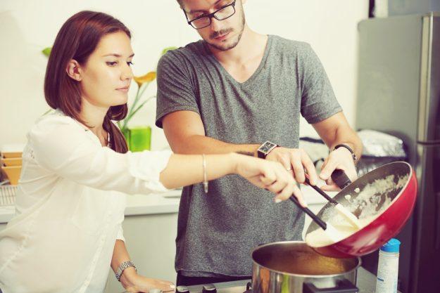 Saucen-Kochkurs München – gemeinsam kochen Gruppe