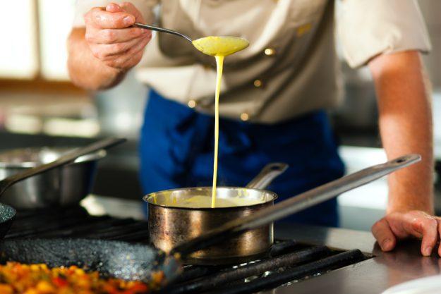 Saucen-Kochkurs München – Sauce kochen
