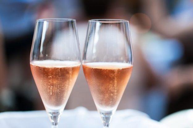 Schaumwein-Seminar Stuttgart – Rosé Champagner