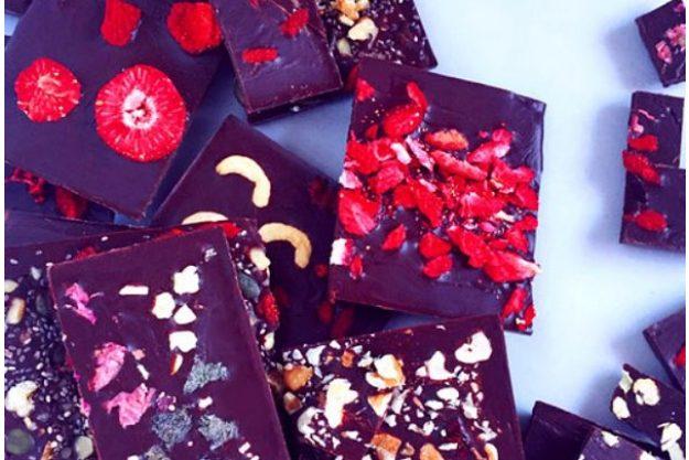 Schokolade macht glücklich –DIY Schokolade