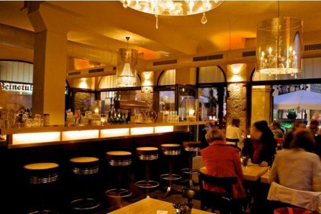 Weihnachtsfeier Stuttgart - Location Bar
