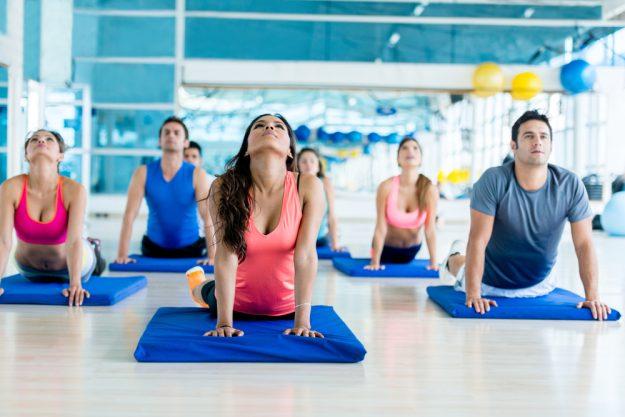 Teambuilding Berlin – Yoga