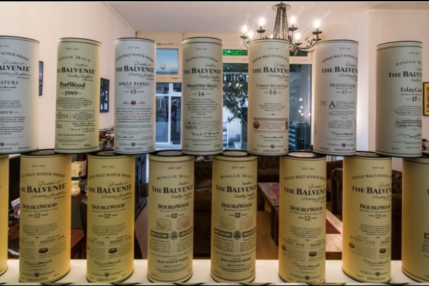 Whisky-Tasting Köln - Location