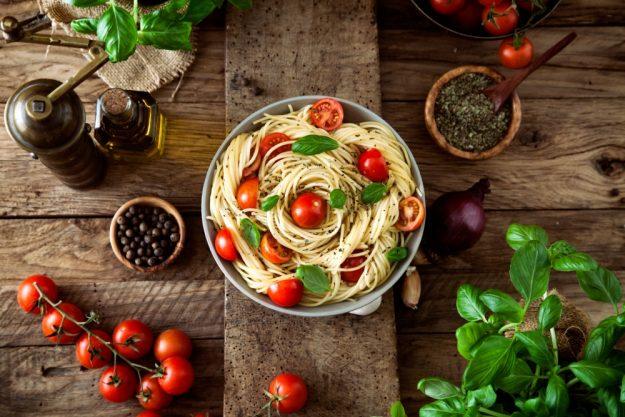 Soulfood Frankfurt  pasta