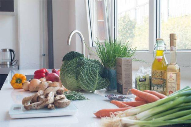 weihnachtlicher Kochkurs Berlin - frisches Gemüse