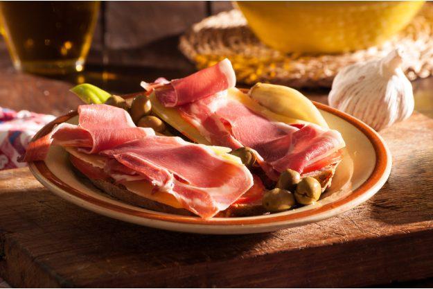 Spanischer Kochkurs Hannover – Tapas mit Schinken