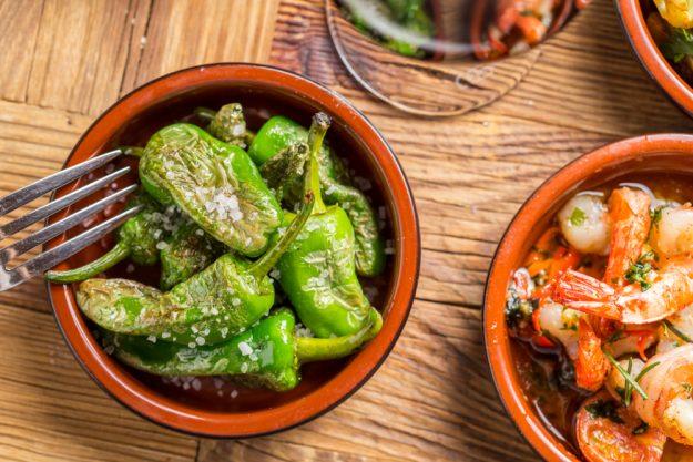 Spanischer Kochkurs Münster – Pimientos de Padron