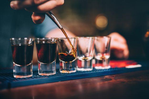 Spirituosen-Tasting Berlin – Rum auf Bar