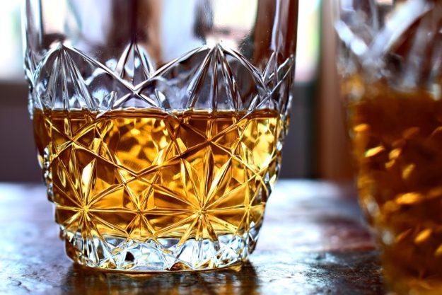 Spirituosen-Tasting Berlin – Whisky Kristallglas