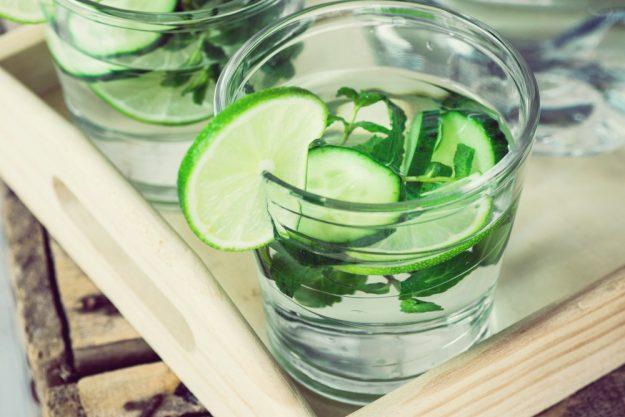 Spirituosen-Tasting Frankfurt-Hofheim – Gin, Gurke, Tonic