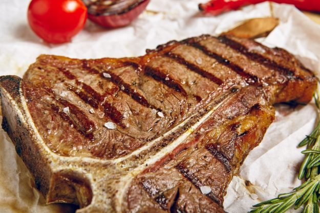 Steak-Kochkurs Münster – Tbone Steak