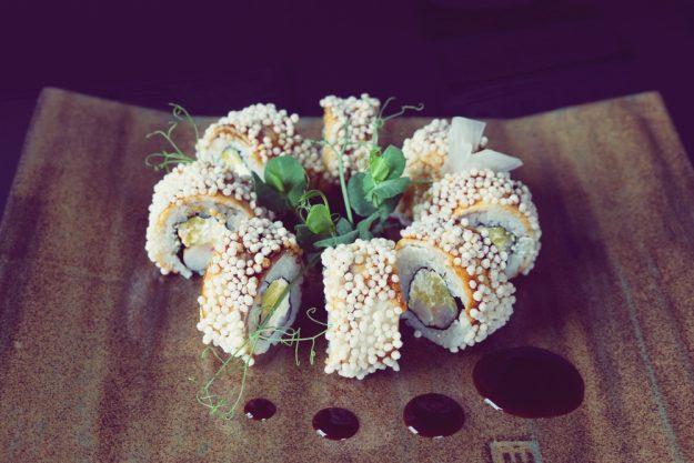 Sushi-Kochkurs Wuppertal – Reis Sushi California Rolls