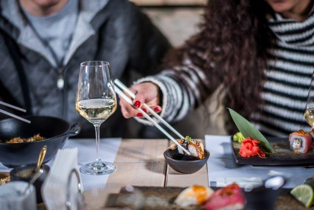 Sushi-Kurs-Bonn – Sushi essen