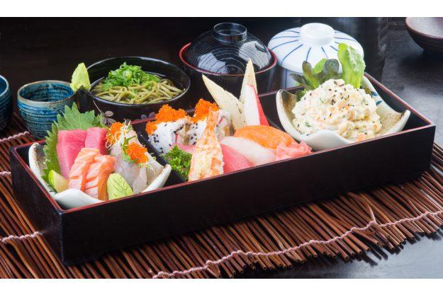 Sushi-Kurs Frankfurt - Bentobox