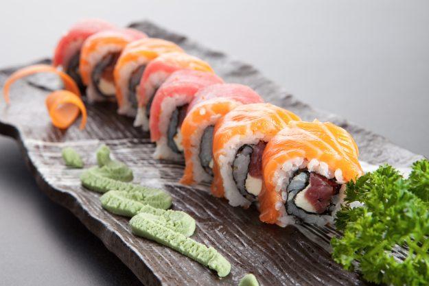 Sushi-Kurs Hannover – Sushi auf Brett