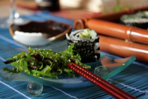 Sushi-Kurs Hannover – Algen-Salat