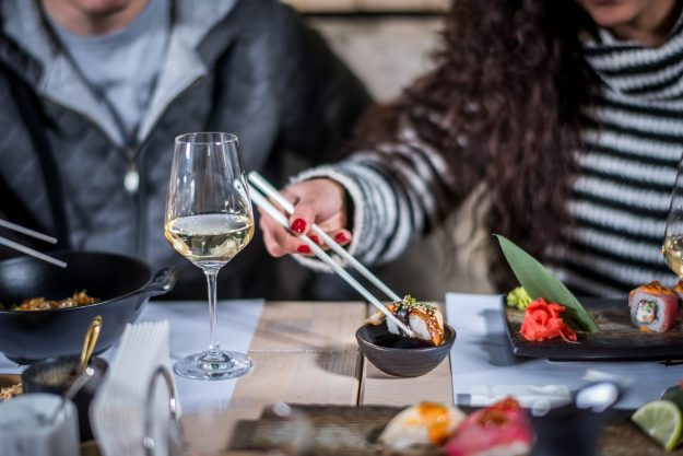 Sushi-Kurs Nürnberg – Sushi essen