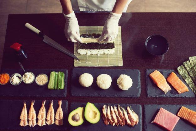 Sushi-Kurs Stuttgart