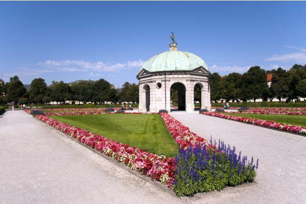Teambuilding München - Hofgarten