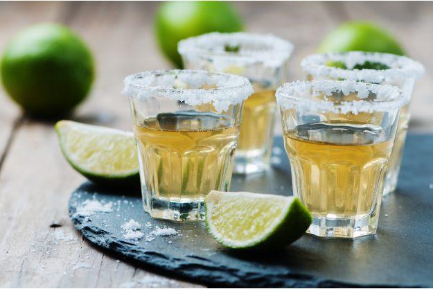 Tequila- und Mezcal-Tasting Berlin – Tequila mit Limette