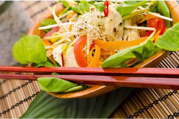 Thaikochkurs Fürth – frisches Thaigericht