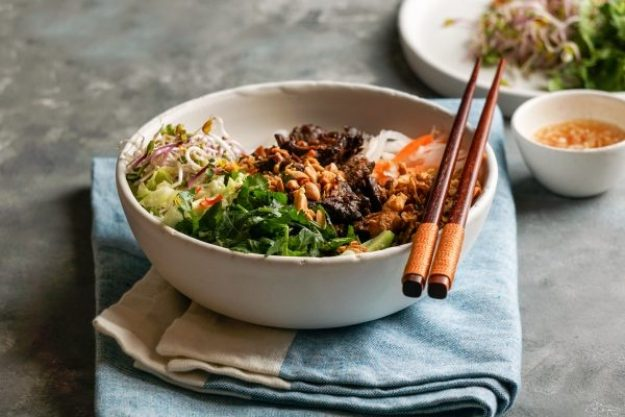 Thermomix-Kurs Hannover – Asiatische Bowl