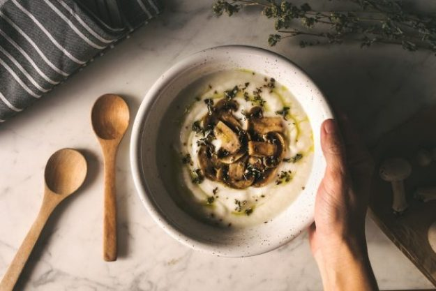 Thermomix-Kurs Hannover – Champignonsuppe