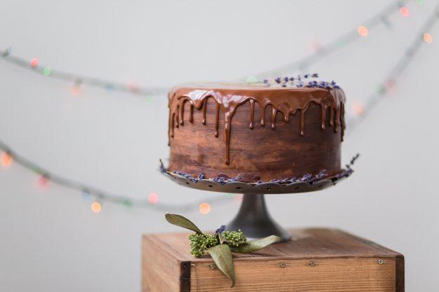Torten-Kurs Düsseldorf – Schoko Drip Cake