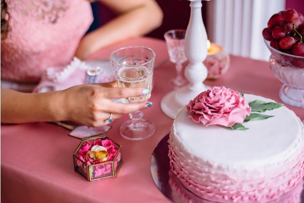 Tortenkurs Münster – Hochzeitstorte