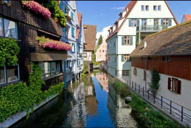 Kulinarische Stadtführung Ulm - Bach
