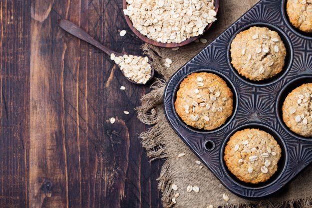 Veganer Backkurs Münster – Muffins mit Haferflocken