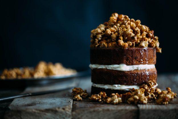 Veganer Backkurs Münster – vegane Walnuss-Torte