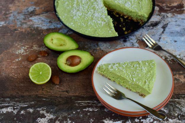 veganer Kochkurs Berlin Avocado-Cheesecake