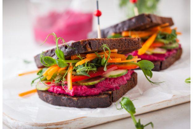 veganer Kochkurs Dresden – Sandwiches