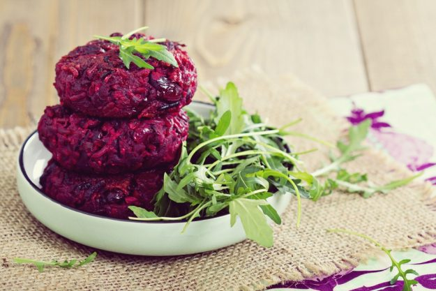 Veganer Kochkurs Hannover – Rote Bete Burger