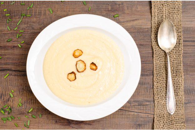 Vegetarischer Kochkurs Filderstadt – Pastinakensuppe