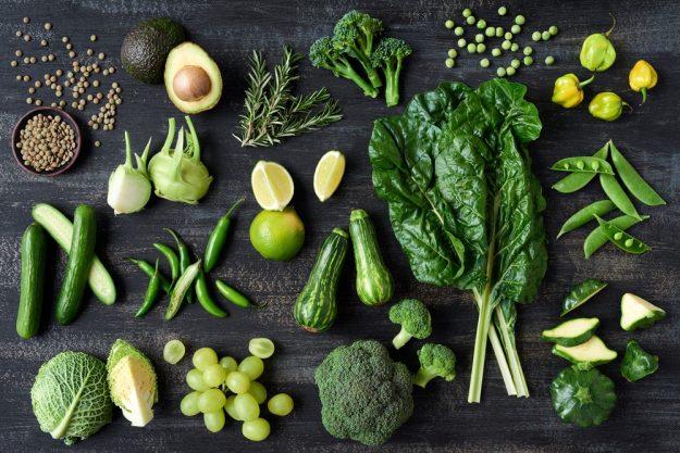 Vegetarischer Kochkurs Köln – Grünes Gemüse