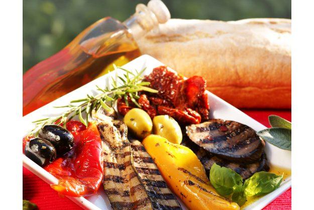 Vegetarischer Kochkurs Nürnberg Grillgemüse