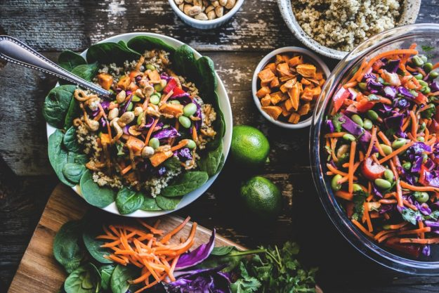 Vegetarischer Kochkurs Schwerte – Bowls