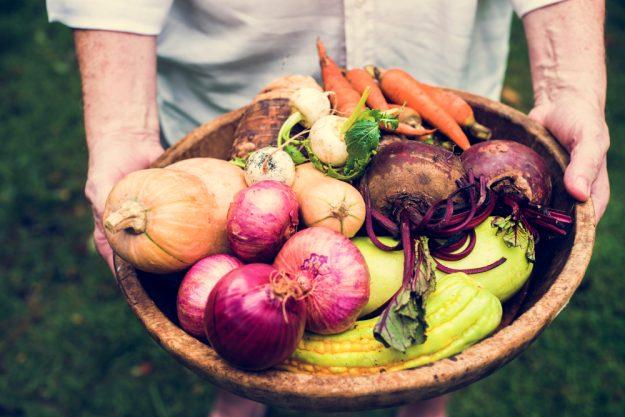 Vegetarischer Kochkurs in Stuttgart – frisches Gemüse