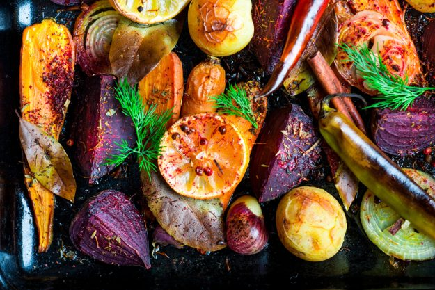 Vegetarischer Kochkurs Stuttgart – Ofengemüse