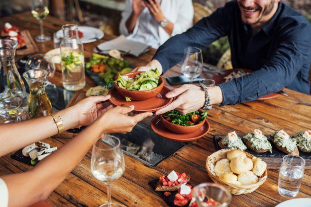 Vegetarischer Kochkurs in Stuttgart – vegetarisches Dinner