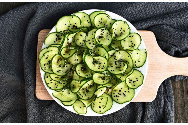 vegetarischer-kochkurs-wuppertal-Gurkensalat