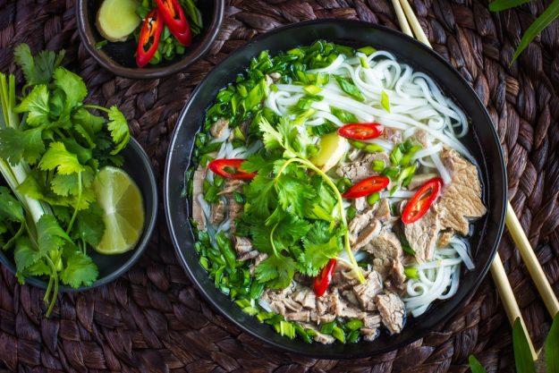 Vietnam-Kochkurs Berlin – Pho Bo Suppe
